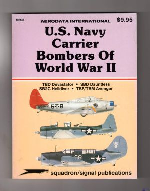 Image not found :US Navy Carrier Bombers of World War II