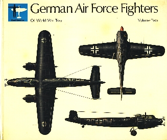 Image not found :German Air Force Fighters, Volume Two