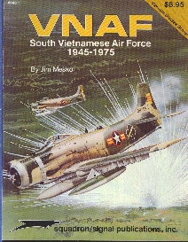Image not found :VNAF - South Vietnamese AF 1945-1975