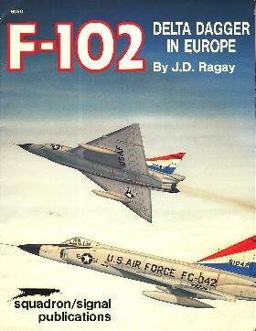 Image not found :F-102 Delta Dagger in Europe