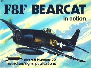 Image not found :F8F Bearcat in action