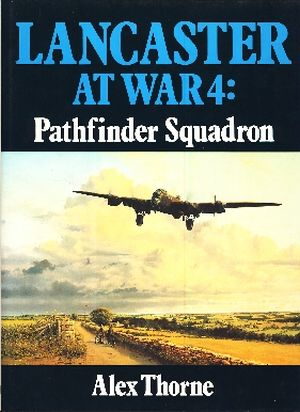 Image not found :Lancaster at War: 4 - Pathfinder Squadron