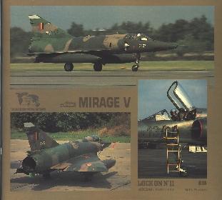 Image not found :Avions Dassault Mirage V