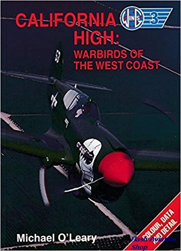 Image not found :California High: Warbirds of the West Coast