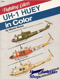 Image not found :UH-1 Huey In Color