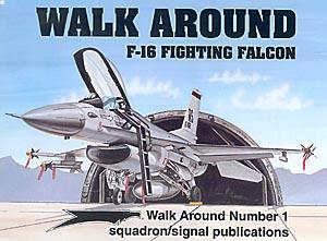 Image not found :F-16 Walk Around