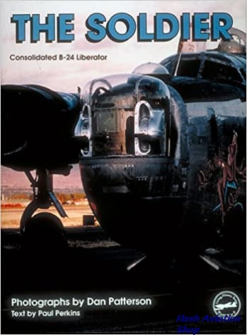 Image not found :The Soldier - Consolidated B-24 Liberator