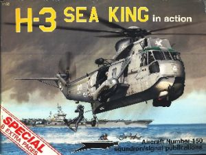 Image not found :H-3 Sea King In Action