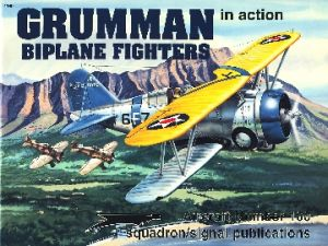 Image not found :Grumman Biplane Fighters In Action