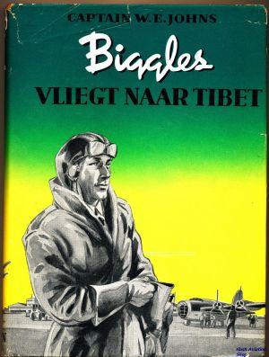 Image not found :Biggles vliegt naar Tibet (1ste druk)