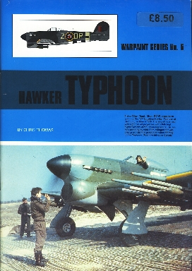 Image not found :Hawker Typhoon