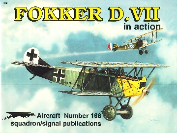 Image not found :Fokker D.VII In Action
