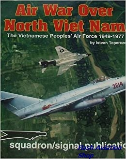 Image not found :Air War over North Vietnam