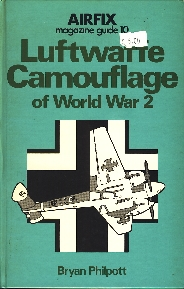 Image not found :Luftwaffe Camouflage of World War 2