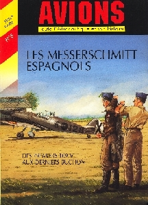 Image not found :Les Messerschmitt 109 Espagnols