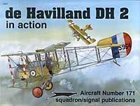 Image not found :De Havilland DH.2 in Action