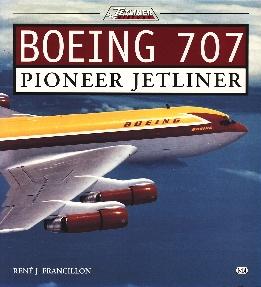 Image not found :Boeing 707 Pioneer Jetliner