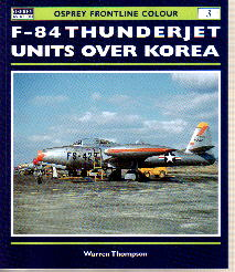 Image not found :F-84 Thunderjet Units over Korea