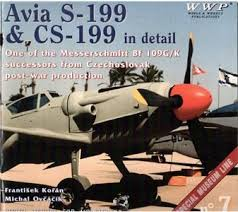 Image not found :Avia S.199 and CS-199 in Detail