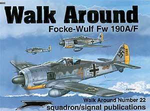 Image not found :Fw.190A Walk Around