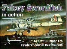 Image not found :Fairey Swordfish In Action