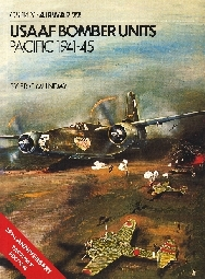 Image not found :USAAF Bomber Units, Pacific, 1941-45 (Osprey)