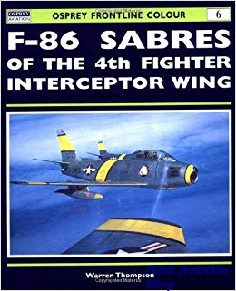 Image not found :F-86 Sabres of the 4th Fighter Interceptor Wing