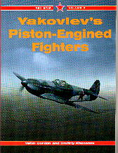 Image not found :Yakovlev's Piston-Engined Fighters