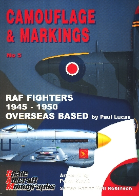 Image not found :RAF Fighters 1945 - 1950 Overseas based