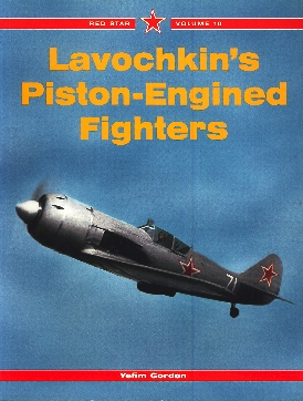 Image not found :Lavochkin's Piston-Engined Fighters