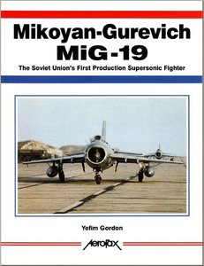 Image not found :MiG-19, Soviet Union's first Production Supersonic Fighter