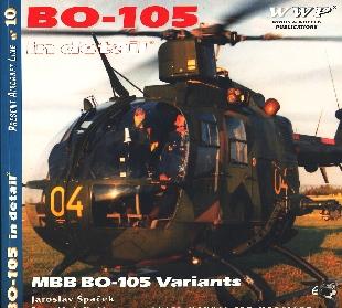 Image not found :MBB Bo.105 Variants