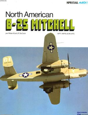 Image not found :North American B-25 Mitchell (hbk)