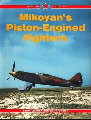 Image not found :Mikoyan's Piston-Engined Fighters