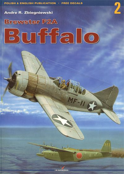 Image not found :Brewster F2A Buffalo (without decals)