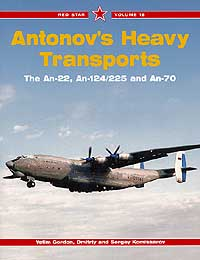 Image not found :Antonov's Heavy Transport, the An-22, An-124/An-224 and An-70