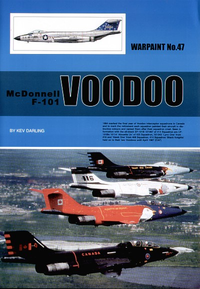 Image not found :McDonnell F-101 Voodoo