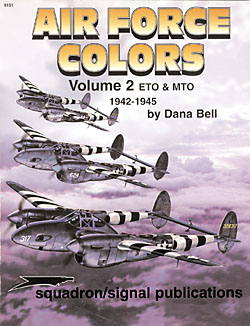 Image not found :Air Force Colors Volume 2 (reprint)