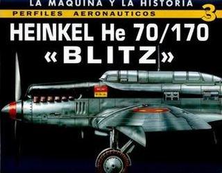 Image not found :Heinkel He.70/170 <<Blitz>>