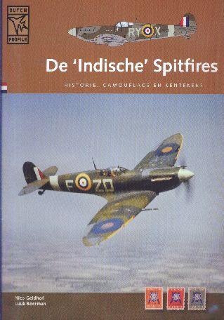 Image not found :De 'Indische' Spitfires