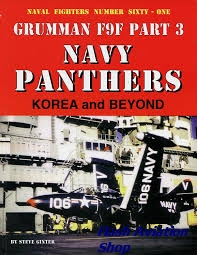 Image not found :Grumman F9F Panther part 3, Korea and Beyond