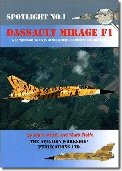 Image not found :Dassault Mirage F1