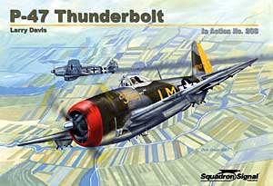 Image not found :P-47 Thunderbolt In Action