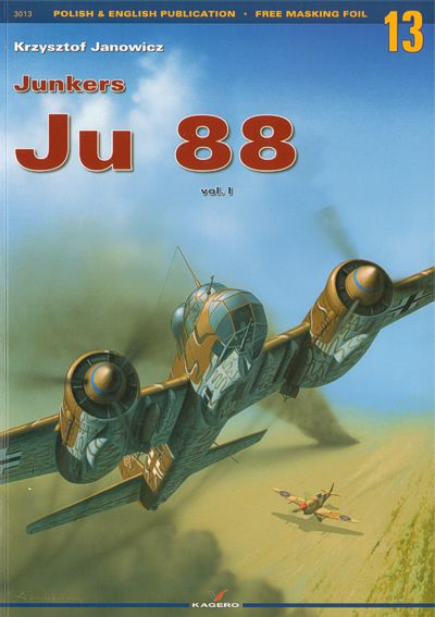 Image not found :Ju.88 Vol. I