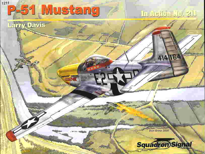 Image not found :P-51 Mustang in Action