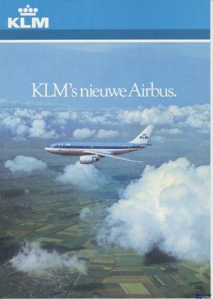 Image not found :KLM's nieuwe Airbus