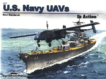 Image not found :US Navy UAV's In Action