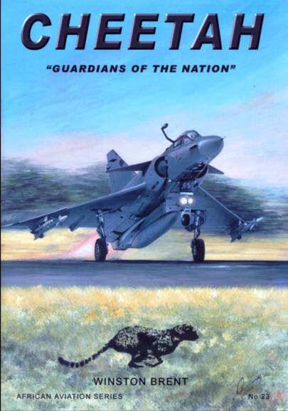 Image not found :Cheetah, Guardians of the Nation (signed by author)