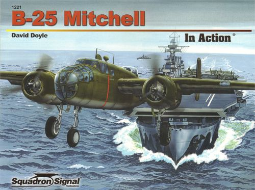 Image not found :B-25 Mitchell In Action