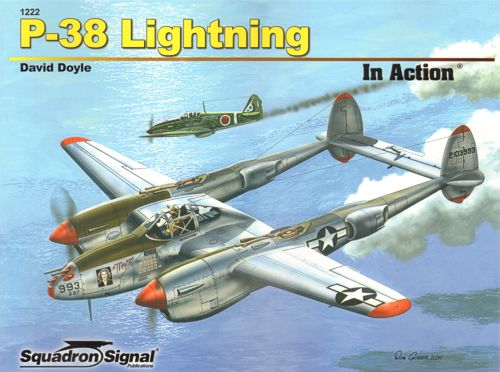 Image not found :P-38 Lightning In Action